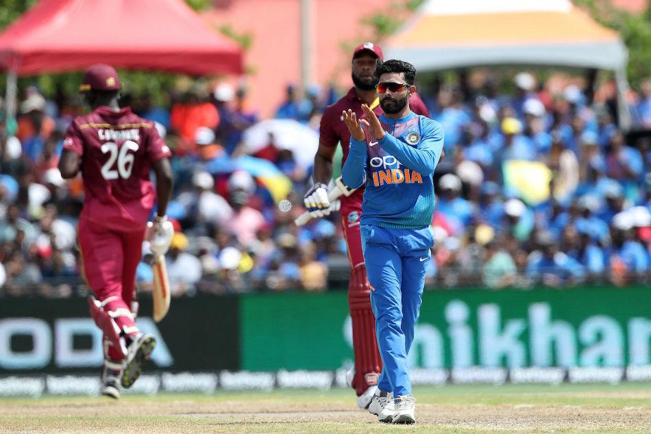 india vs wi 2nd t20i images jadeja
