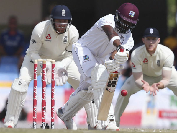 5. WEST INDIES -- Darren Bravo