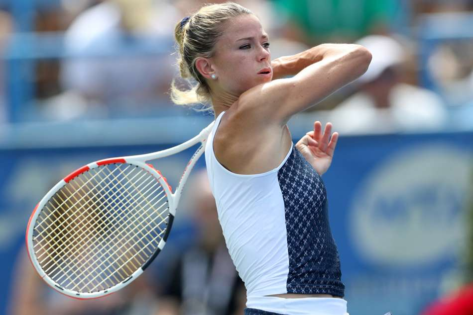 Giorgi saves four match points to edge Wang, Linette awaits in Bronx Open final