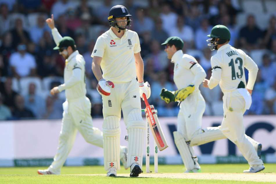 Ashes 2019 England Capitulate As Australia Bowl Them Out For 67