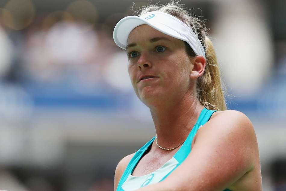Vandeweghe thrashed as Petkovic advances at Bronx Open