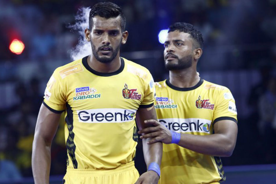 Pro Kabaddi League 2019: Match 47: Haryana Steelers Vs Telugu Titans: Dream 11 Prediction, Fantasy Tips