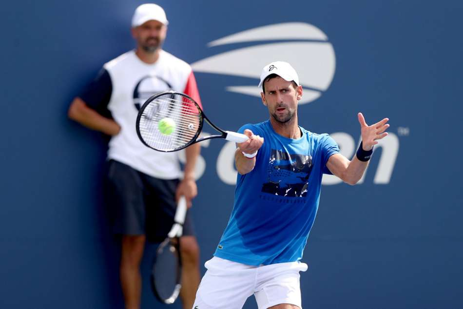 US Open: Djokovic welcomes Federer and Nadal's 'great impact' on player council