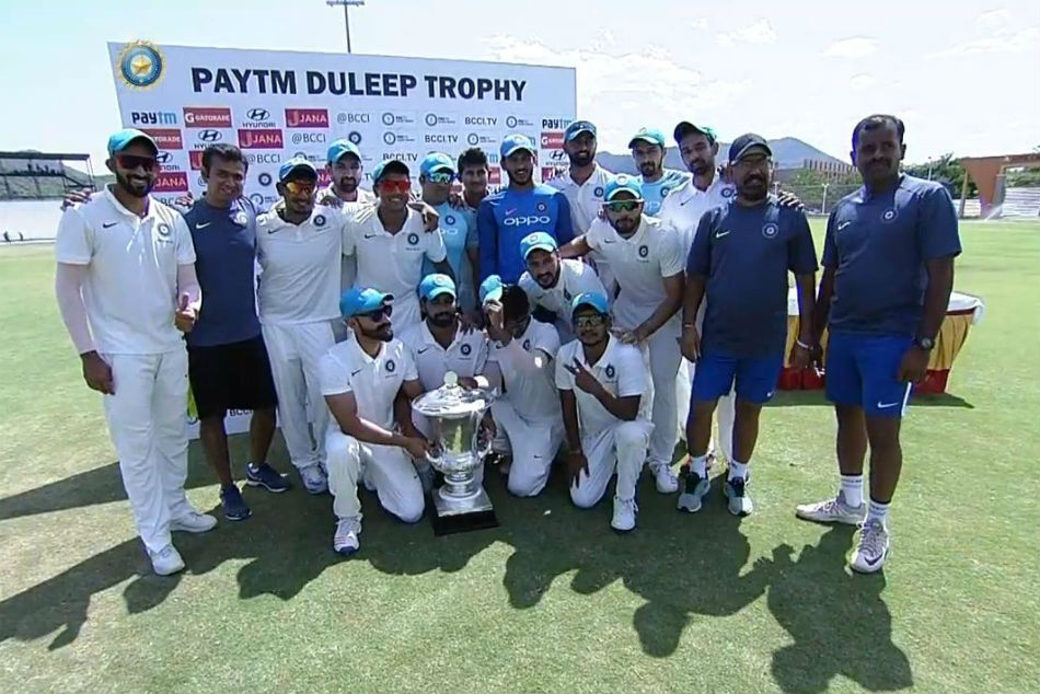 Duleep Trophy 2019: Full Schedule, Teams, Venue, Timings, TV Telecast Information & More Details