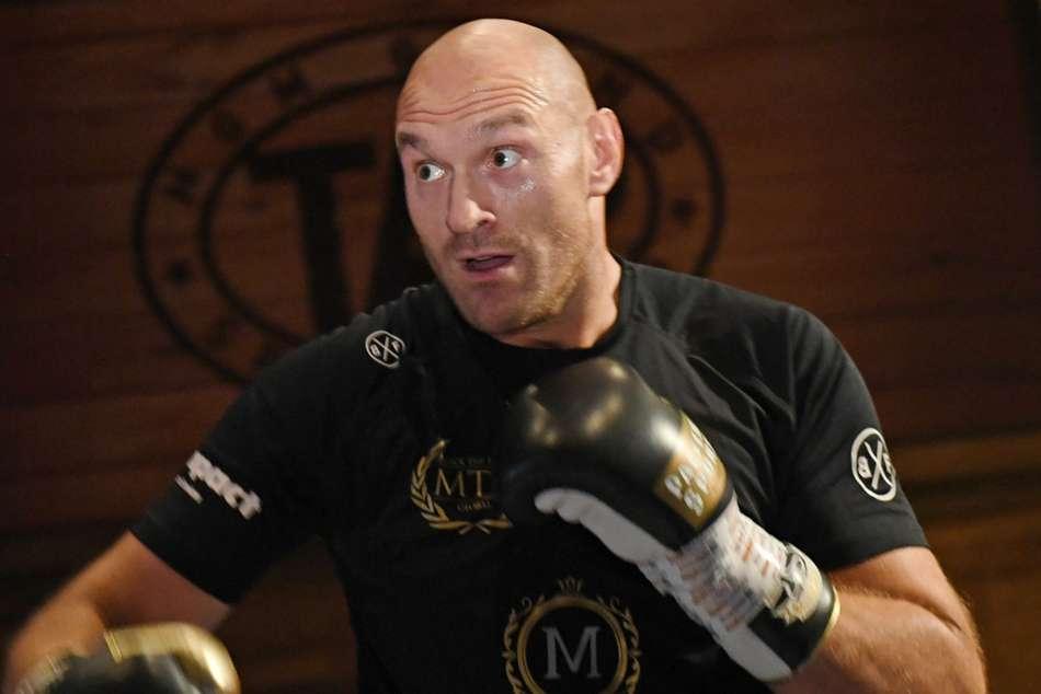 Otto Wallin Warns Tyson Fury Heavyweight Fight Las Vegas September