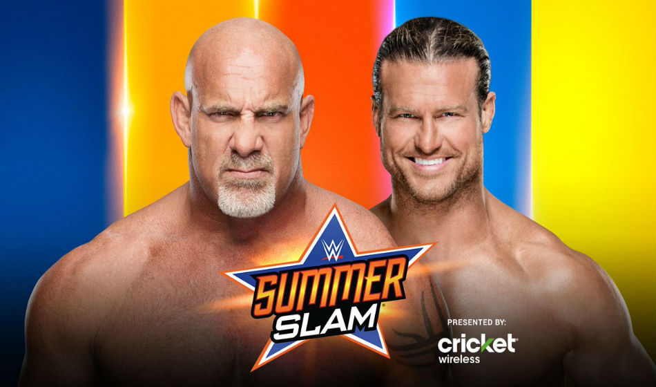 Big Swerve Planned For Goldberg At Wwe Summerslam 2019