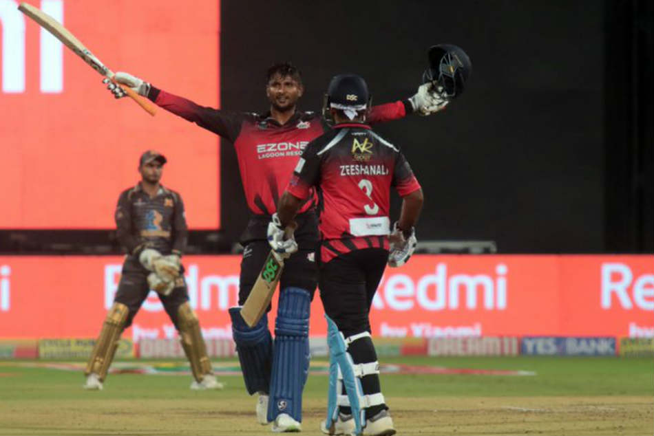 Gowtham says he feels on top of the world after blazing KPL 2019 with record-breaking effort