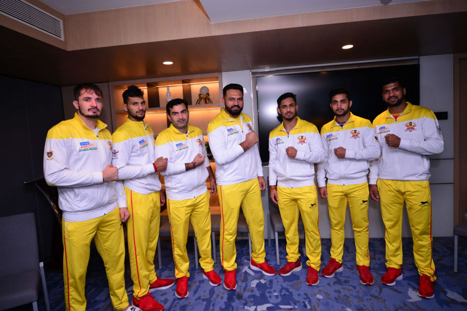 Gujarat Fortunegiants hope end losing streak (Image Courtesy: Pro Kabaddi)