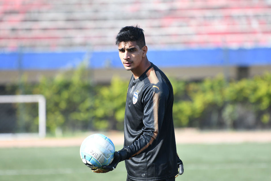 Hope my Arjuna serves as inspiration to aspiring footballers: Gurpreet