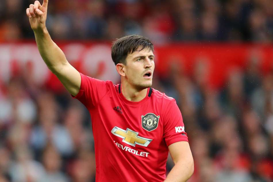 Harry Maguire reveals he turned down a move to Uniteds rivals Manchester City