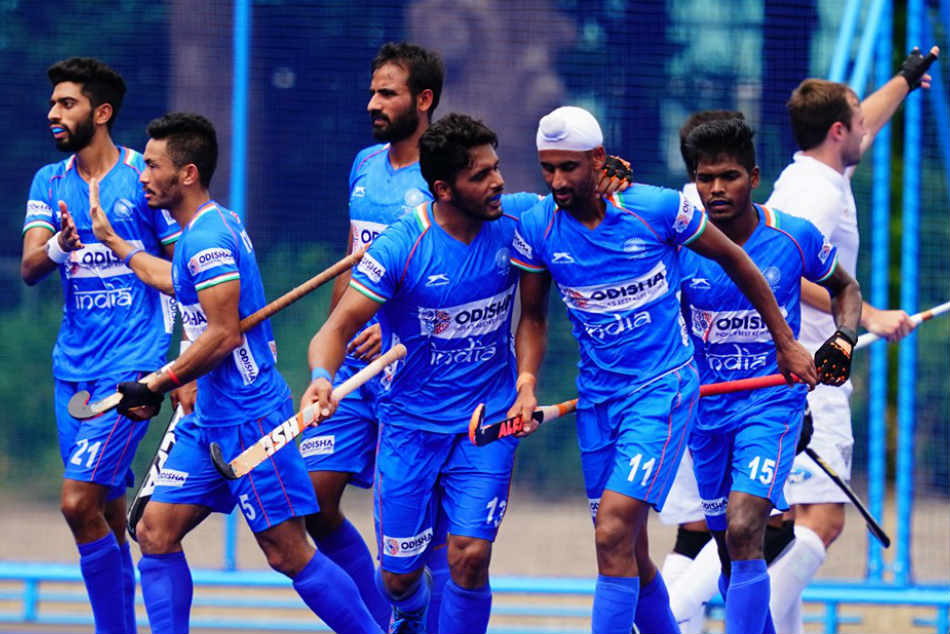 Olympic Test Event Indian Men S Hockey Team Hammers New Zealand 5 0 To Win Tournament