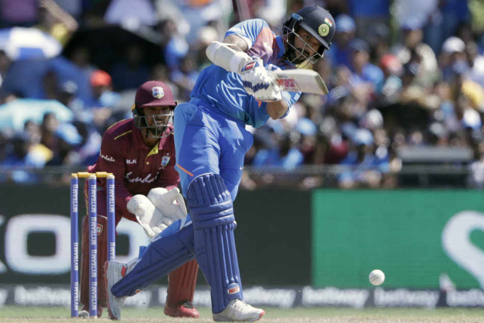 Shikhar Dhawan will be eager to get a big score in the third ODI against West Indies