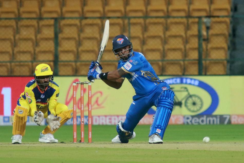 Karnataka Premier League 2019 Mysuru Warriors Suchith Impresses Rain Hit Match Vs Bengaluru Blasters