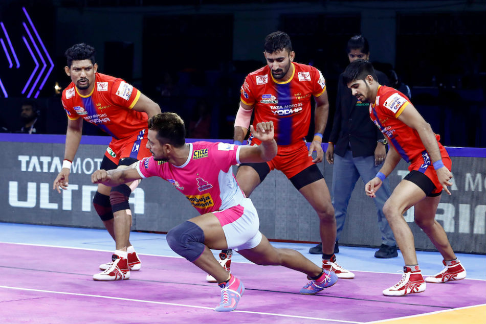 Pro Kabaddi League 2019: Match 57: Jaipur Pink Panthers Vs Telugu Titans: Dream 11 Predictions, Fantasy Tips
