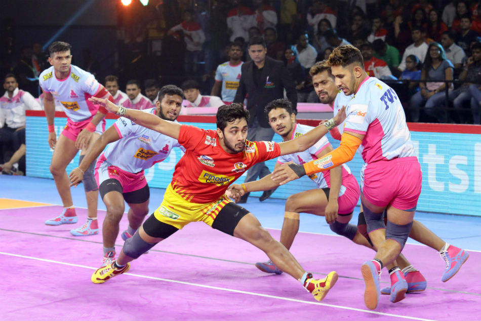 Pro Kabaddi League 2019: Match 50: UP Yoddha Vs Jaipur Pink Panthers: Dream 11 Predictions, Fantasy Tips