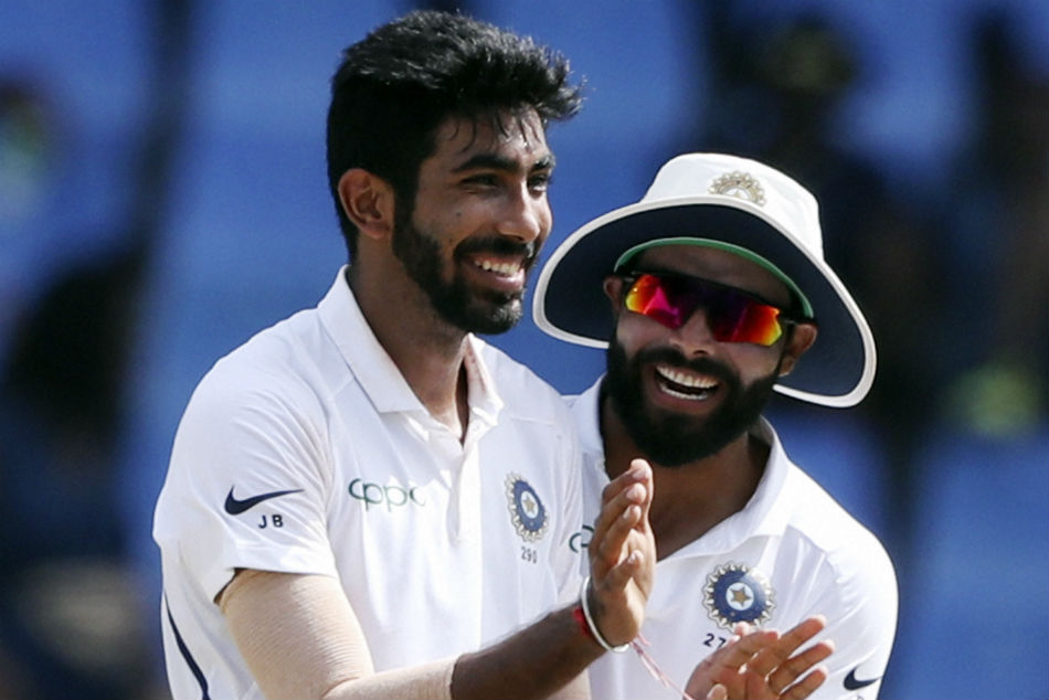 Jasprit Bumrah breaks in to top 10