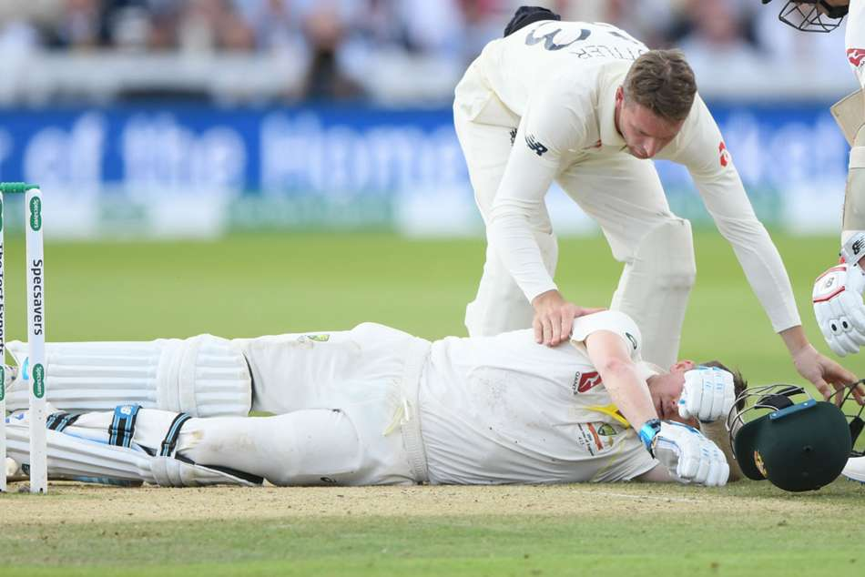 Ashes 2019: Smith blow brought up 'rough memories' for Langer