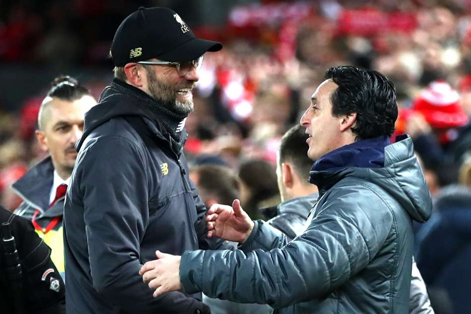 Big Match Focus Liverpool Arsenal Premier League Salah Pepe