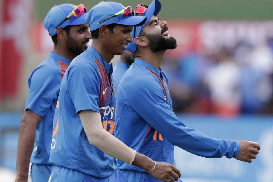 Kohli Hints At Changes In Team For The Third T20i Against West Indies