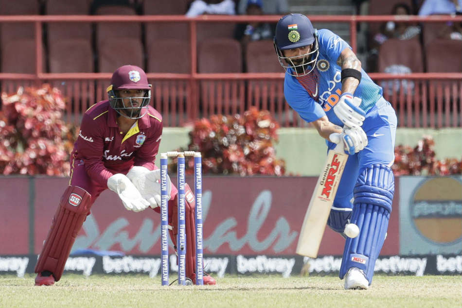 India Vs West Indies 2nd Odi Live Updates Kohli And Co Look To Draw First Blood In Odi Series