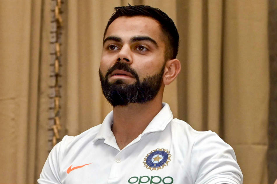 Kohli defends India's playing XI selection for the first Test against West Indies