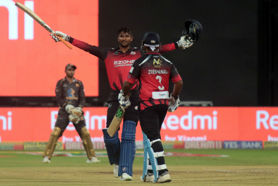 KPL 2019: Record-breaking K Gowtham slams 134*, picks 8/15 as Ballari Tuskers beat Shivamogga Lions