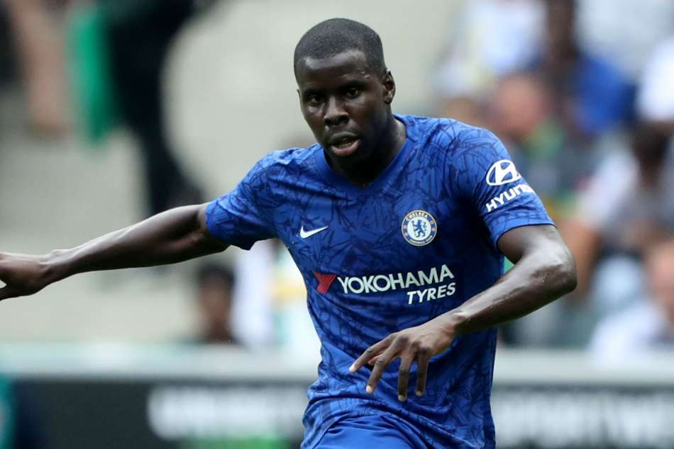 A late own goal from Kurt Zouma denied Chelsea boss Frank Lampard his first home win against Sheffield United