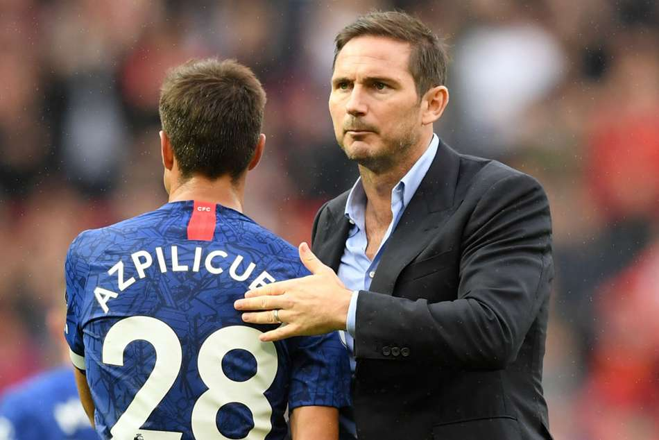 Chelsea Manchester United Frank Lampard Thrashing Flattered Premier League