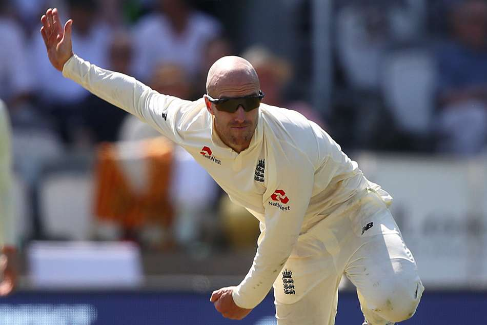 Englands Jack Leach prepares to make an expected Ashes debut at Lords