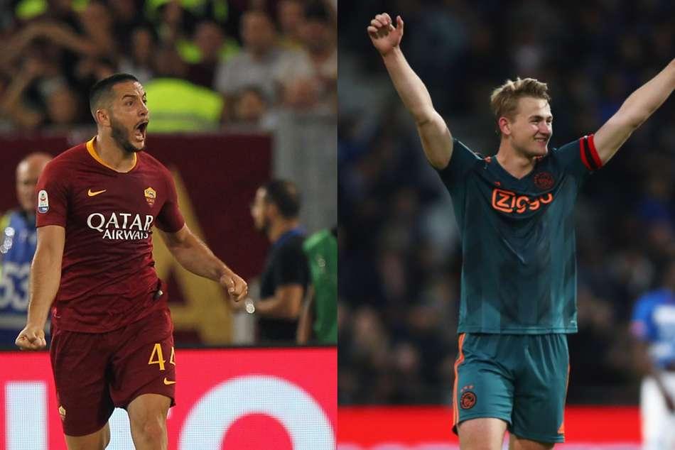 Serie A Five Best Signings Transfer Window De Ligt Manolas
