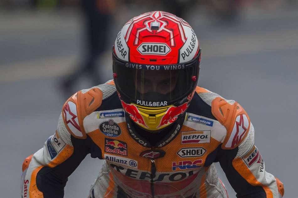 Motogp Raceweek Marquez Continues Magnificent Form With Landmark Victory