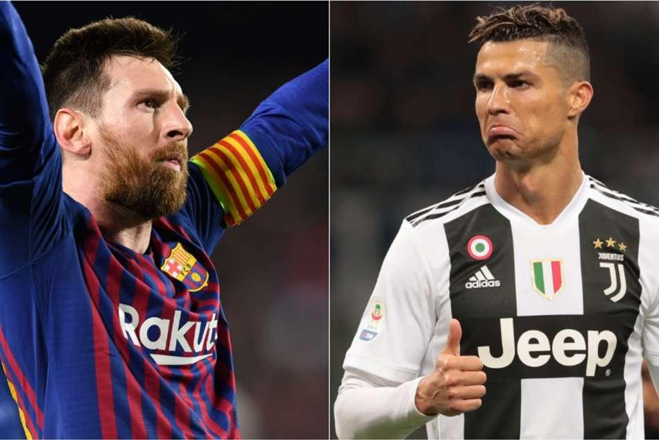 Messi Beats Ronaldo Uefa Goal Of The Season