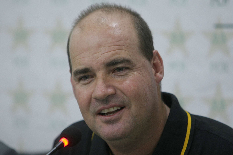 Pakistan head coach Mickey Arthur