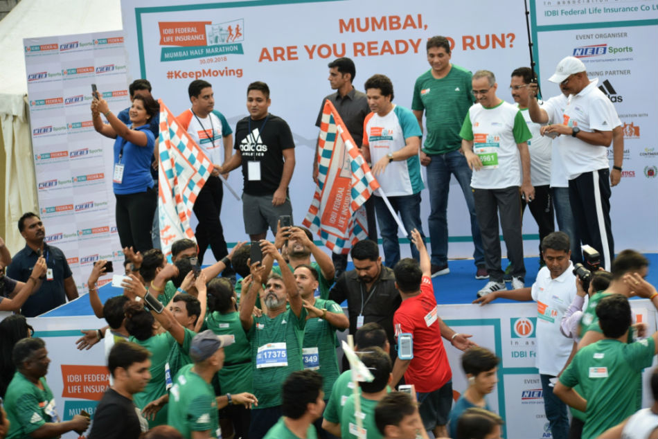 IDBI Federal Life Insurance Mumbai Half Marathon 2019 gets a record 17,500 entries