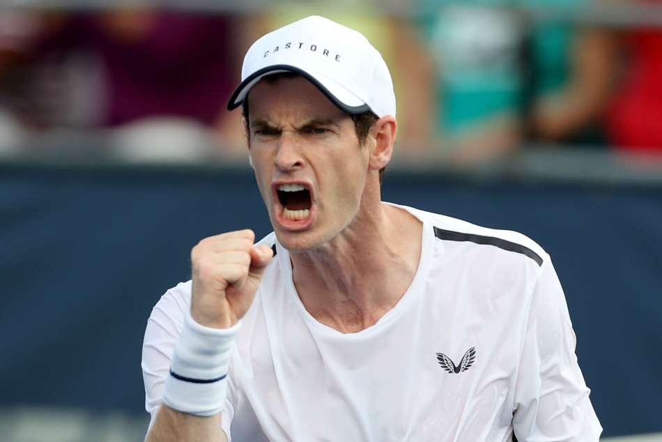 Andy Murray Singles Comeback Winston Salem Open