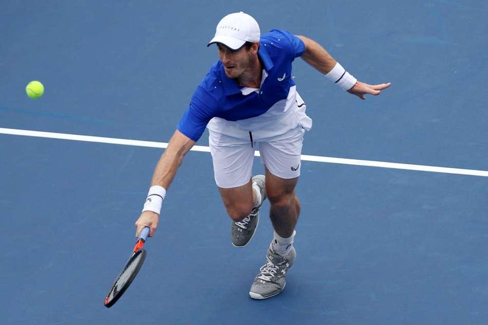 Andy Murray Beaten Richard Gasquet Singles Return Western Southern Open
