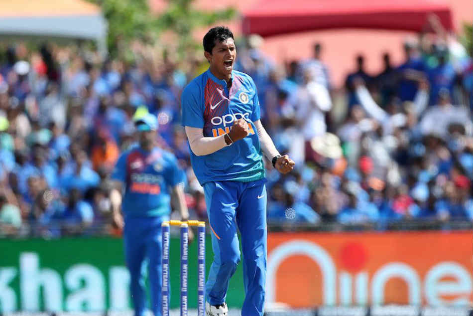 Navdeep Saini Impresses Against West Indies Gambhir Slams Bedi Chauhan