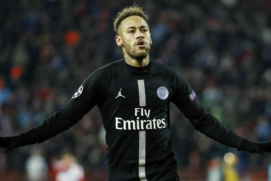 Rumour Has It Barcelona Neymar Bid