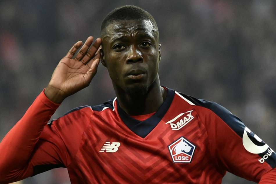 Arsenal Seal 72m Deal For Lille S Pepe