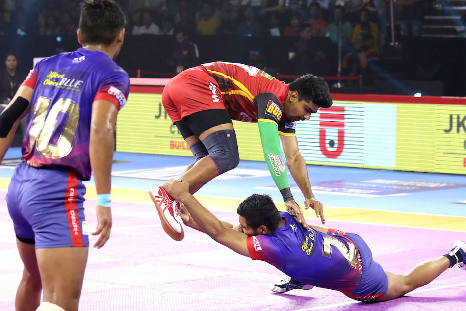 PKL 2019: Telugu Titans turn the tables on Jaipur Pink Panthers