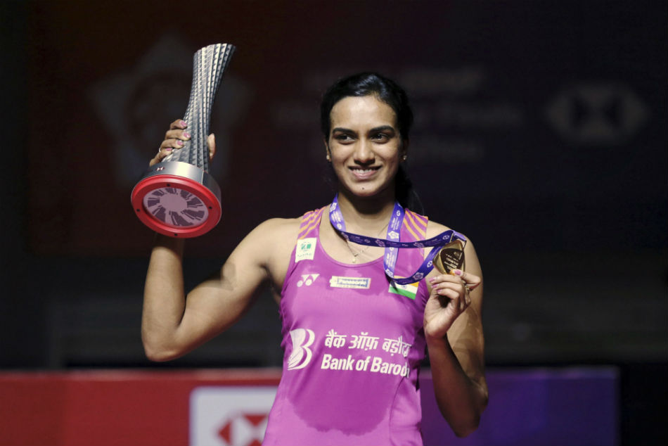 Sindhu Only Indian Among Forbes List Of Worlds Highest Paid Female Athletes