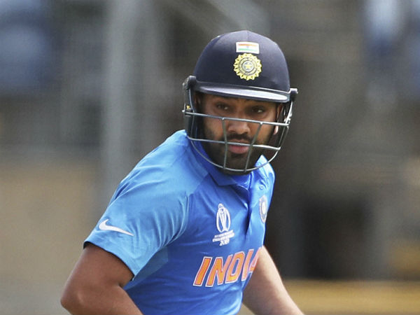 1. Rohit Sharma