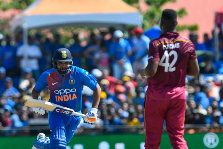 India vs West Indies: 2nd T20I: Highlights: Rohit, Krunal shines as India win by 22 runs via DLS; clinch series 2-0