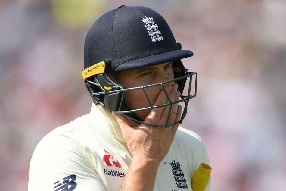 Graham Thorpe England Australia Ashes Headingley 67 All Out