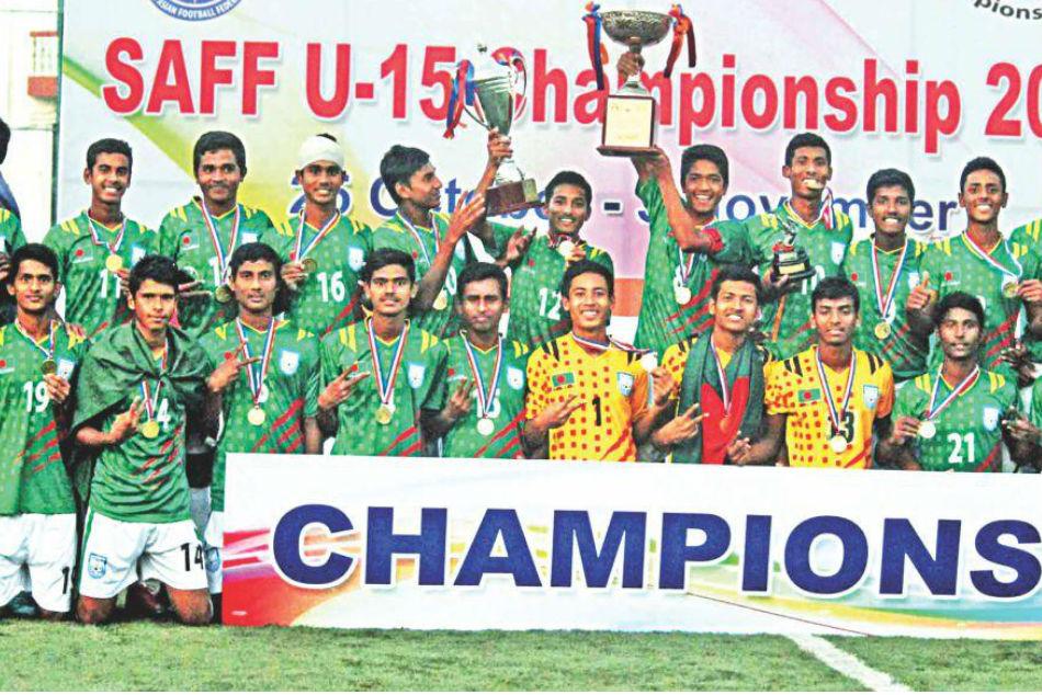 Saff U15 Championship 2019 Fixtures Participating Teams Venue Previous Winners
