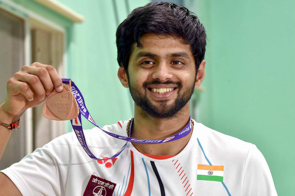 World C Ships Bronze Medallist Praneeth Eyeing Consistent Show To Seal Olympic Berth Early
