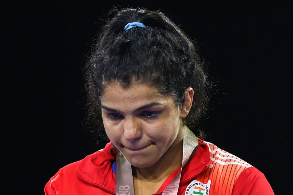 Sakshi Malik gets showcasuse notice from WFI