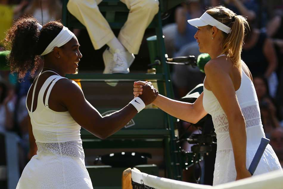 Serena to face Sharapova in New York opener, Federer and Djokovic on a collision course