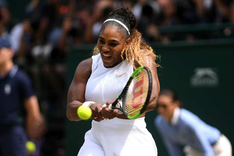 Wta Tour Rogers Cup Serena Williams Pain Free