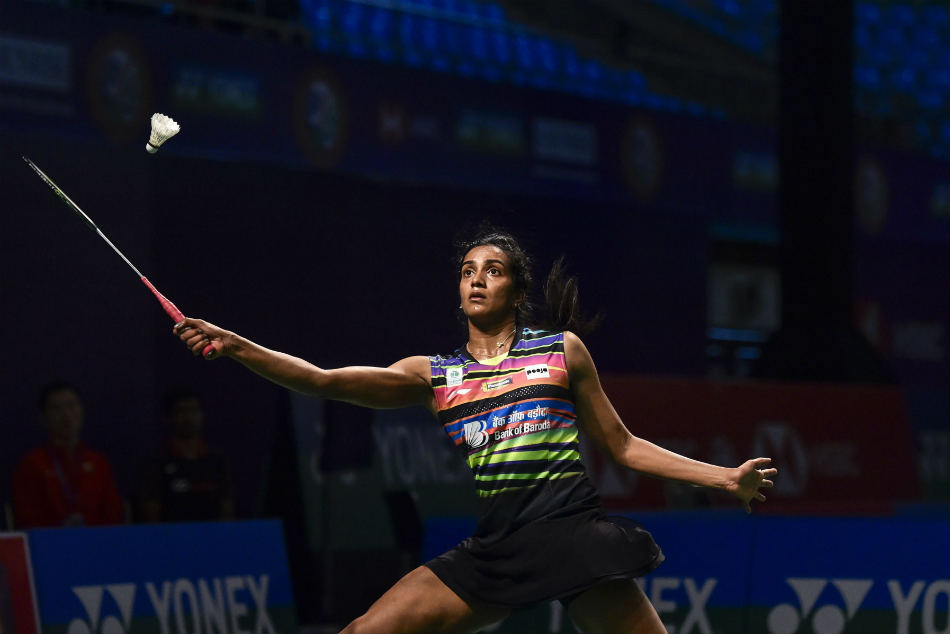 Sindhu outclasses Chen Yufei; storms into final of the BWF World Championships